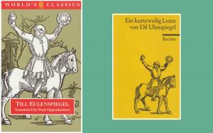 book cover - Till Eulenspiegel
