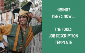 Image - job description template for fools and jesters