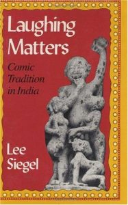 book cover - Siegel - Laughing Matters 1