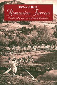 Donald Hall - Romanian Furrow book cover