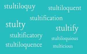 Fools Are Everywhere - lexicon - Latin - stultorum