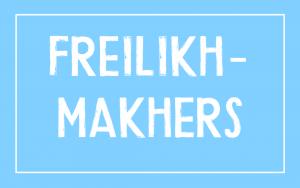 Fools Are Everywhere - lexicon - Yiddish - freilikh-makhers
