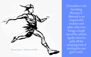 Quotation - Harry Eyres - Horace and Me