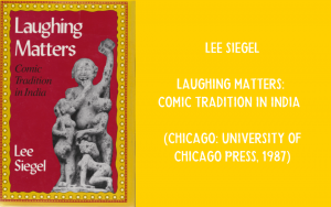 Fools bibliography - Lee Siegel - Laughing Matters