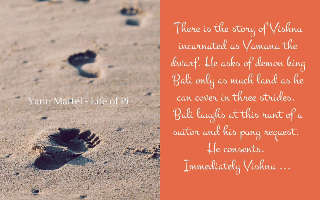 Quotation - Yann Martel - Life of Pi