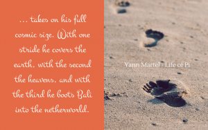 Quotation - Yann Martel - Life of Pi