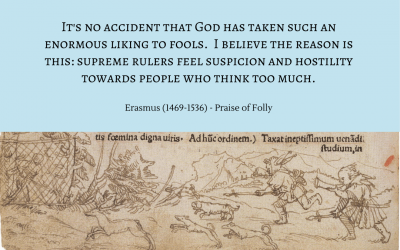 Why God loves fools