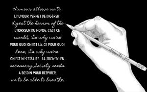 Quotation - Chappatte Français & English