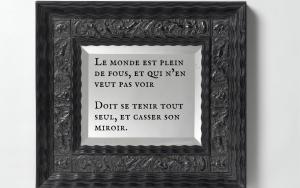 Quotation - Le monde est plein de fous Français