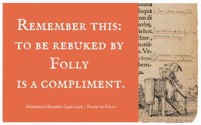 Folly's compliment