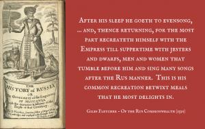 Quotation - Giles Fletcher - Rus