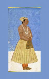 Painting of Raja Birbal jester to Akbar
