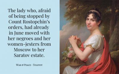 A lady's women jesters