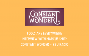 BYU Radio - Constant Wonder - interview