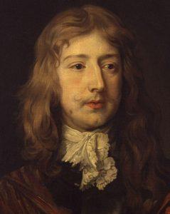 Painting of Thomas Killigrew by van Dyck