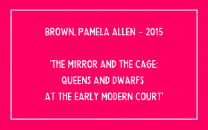 Pamela Allen Brown - Mirror and the Cage