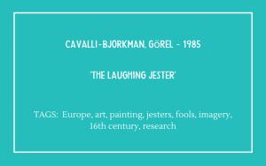 Cavalli-Bjorkman - The Laughing Jester