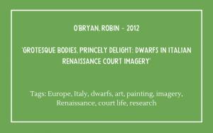 O'Bryan Robin - Grotesque Bodies