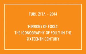 Zita Turi - Mirror of Fools