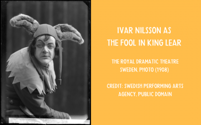 Photo of Lear's fool