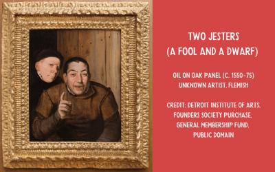 A fool and a dwarf