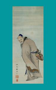 Painting - Dongfang Shuo