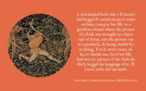 Quotation - John Jones - Common-place Book