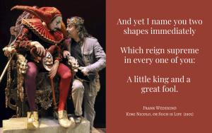 Quotation - Wedekind - König Nicolo