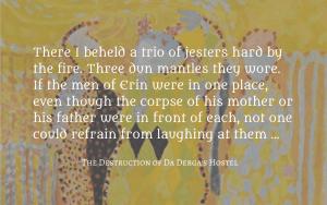 Quotation - Da Derga's Hostel