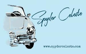 Spyder Celeste website